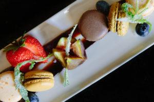 De Riddershoeve - restaurant - desserts