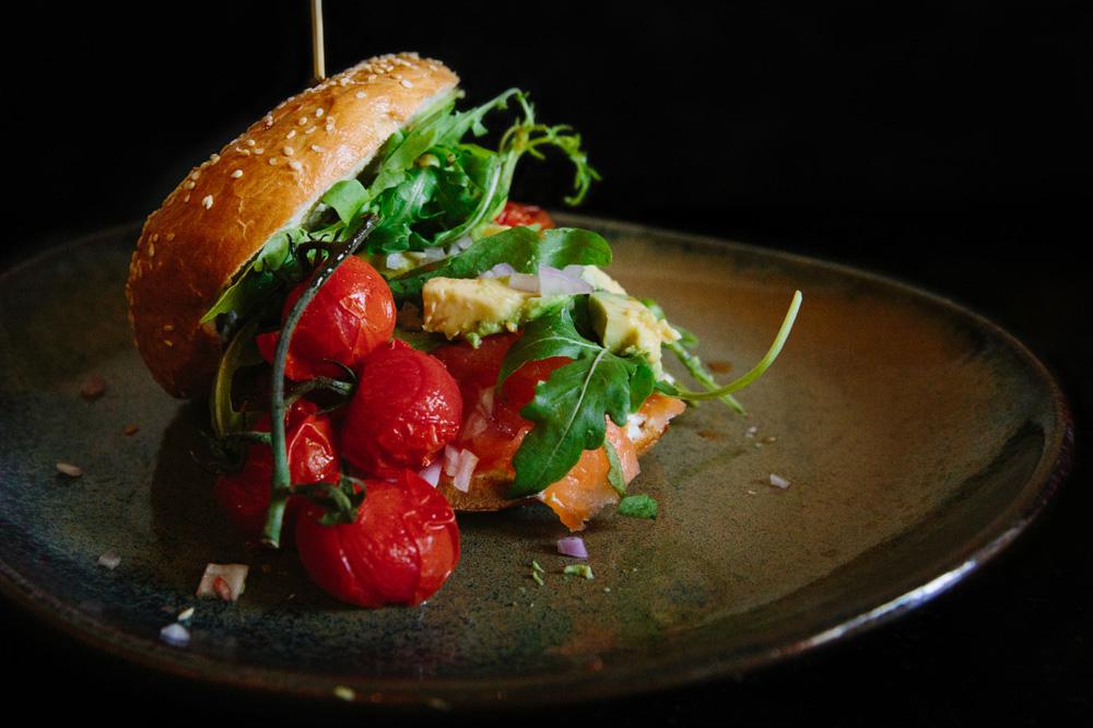 De Riddershoeve - restaurant - hamburger